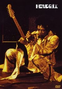 Cover Jimi Hendrix - Band Of Gypsys [DVD]